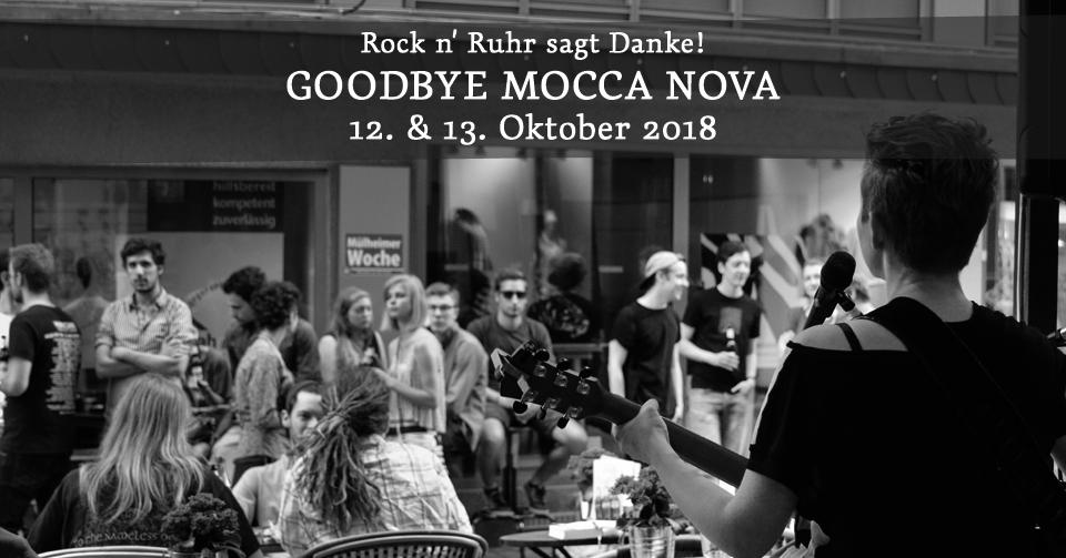 Goodbye Mocca Nova